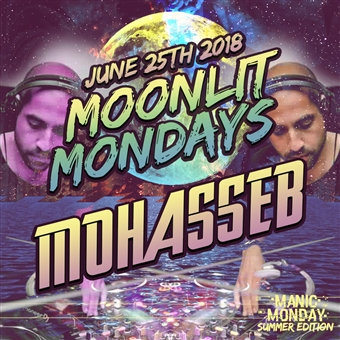 Moonlit Mondays ft. Mohasseb @ Cairo Jazz Club