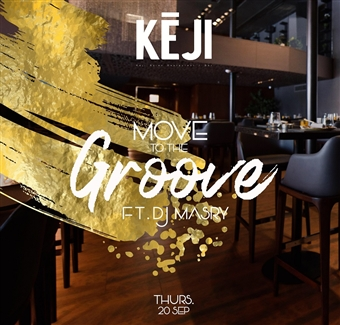 Move to the Groove feat. DJ Masry @ Keji