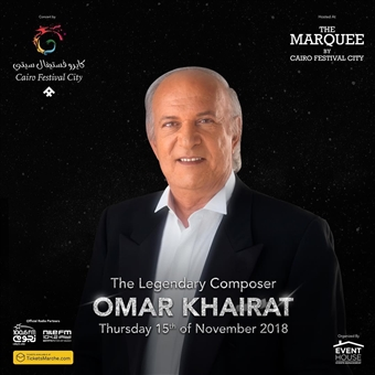 Omar Khairat @ The Marquee