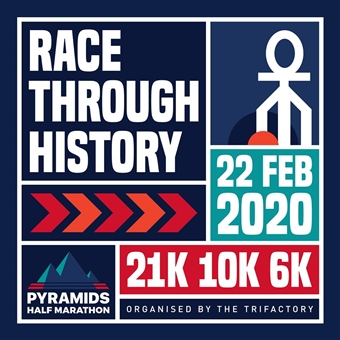 Pyramids Half Marathon @ Pyramids Of Giza