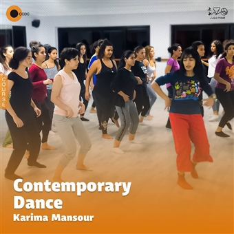 Contemporary Dance Course By Karima Mansour