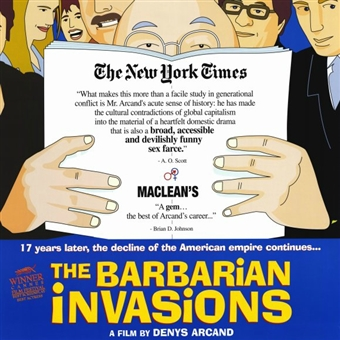 Screening: The Barbarian Invasions @ Room