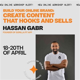Build Your Online Brand: Create Content that Hooks and Sells
