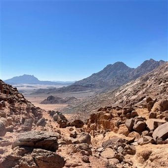 Red Sea Mounatin Trail