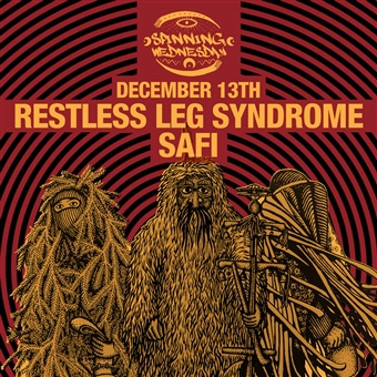 Restless Leg Syndrome & Safi @ CJC