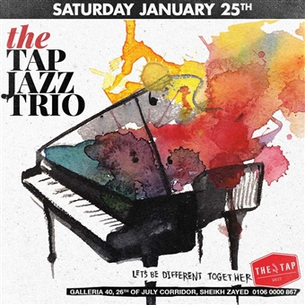 The Tap Jazz Trio @ The Tap West