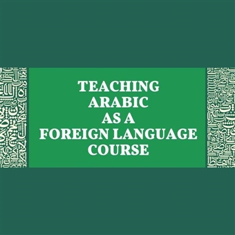 Teaching Arabic as a Foreign Language @ NVIC