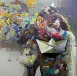 Colorful Date - A Solo Exhibition by Nabeel Ali