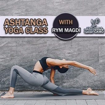 Ashtanga Yoga Class @ Camera & Microphone