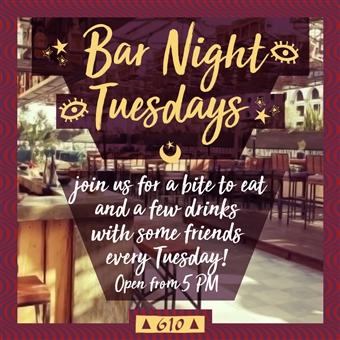 Bar Night @ Cjc 610