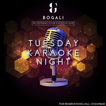 Karaoke Night @ Bogali