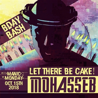 Mohasseb B-Day Bash @ Cairo Jazz Club