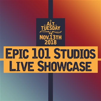 Epic 101 Studios Showcase @ Cairo Jazz Club