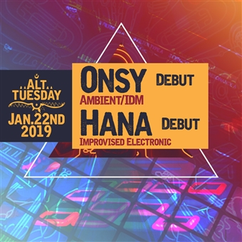 Onsy / Hana @ Cairo Jazz Club