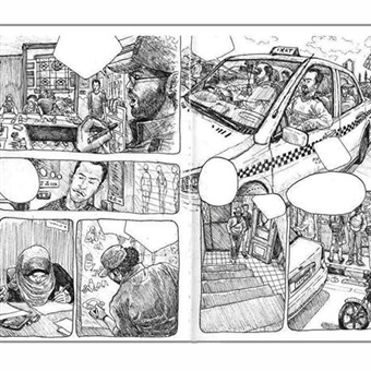 Comics W/ Mohamed Wahba @ Place Des Arts