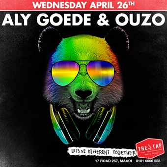 Aly Goede & Ouzo @ The Tap Maadi
