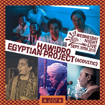 Hawidro/ Egyptian Project @ CJC 610