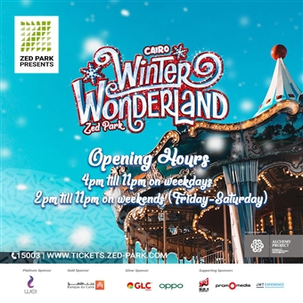 WINTER WONDERLAND @ ZED PARK