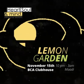 House Party: Lemon Garden Edition @ BCA Maadi