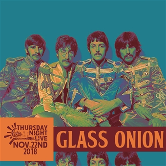 Glass Onion @ Cairo Jazz Club