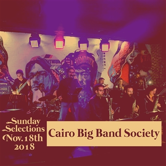 Sunday    Selections  @ Cairo Jazz Club
