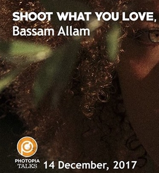 Photography talk with Bassem Allam @ Photopia