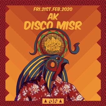 Disco Misr / AK @ Cjc 610