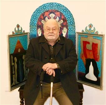 Esmat Dawestashy @ Mashrabia Art Gallery