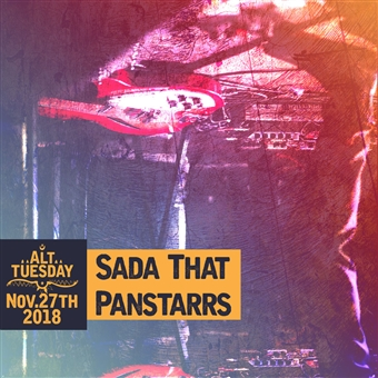 Sada That & PanSTARRS @ Cairo Jazz Club
