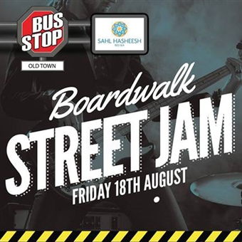 BoardwalkStreet Jam W/ DJ K.Habashy @ Bus Stop