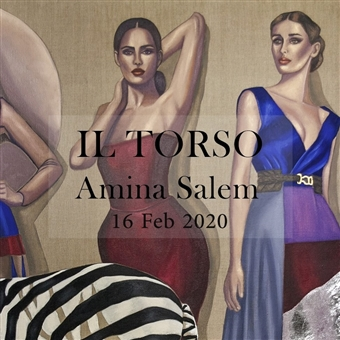 Amina Salem @ Picasso Art Gallery