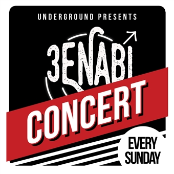 3enabi Night ft. Basheer  @   Underground