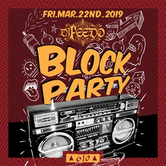 Block Party ft. Feedo @ CJC 610