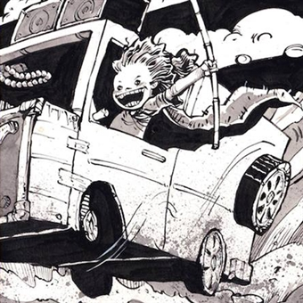 Sketching & Drawing Fundamentals @ Kemet