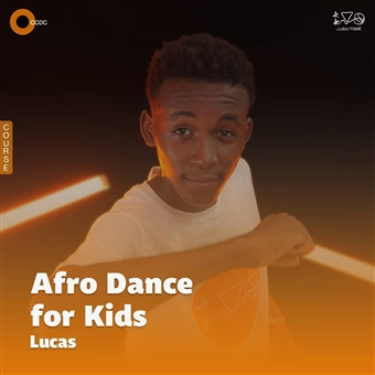 Afro Dance for Kids Course