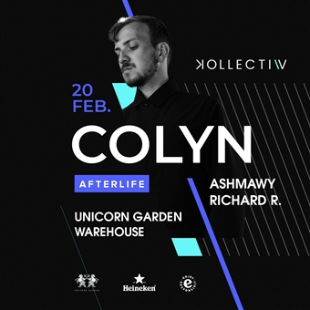 Kollectiv Ft. COLYN  @ Unicorn Garden
