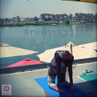 Nile Yoga Session @ The Platform