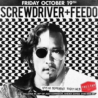 Screwdriver+Feedo @The Tap West
