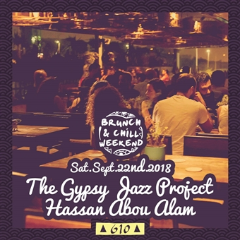 The Gypsy Jazz Project @   CJC 610