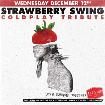 Strawberry Swing @  The Tap West