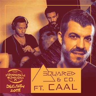 Squared & Co. Ft. CAAL @ Cairo Jazz Club
