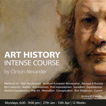 Art History Intense Course @ Soma Art Gallery