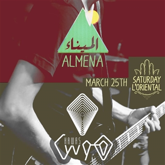 Al Mena / Hawas @ Cairo Jazz Club