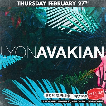 Lyon Avakian @ The Tap East