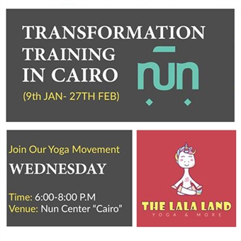 Yoga Transformation Training @ Nūn Center
