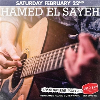 Hamed El Sayeh @ The Tap East