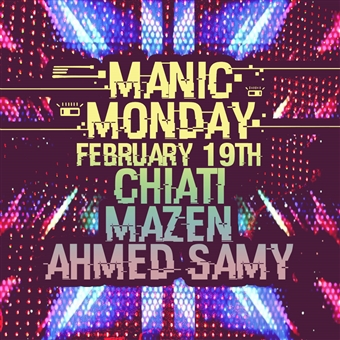 Chiati / Mazen / Ahmed Samy @ Cairo Jazz Club