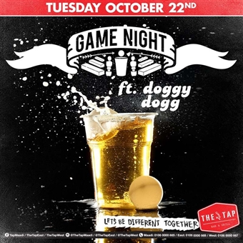 Game Night @ The Tap West