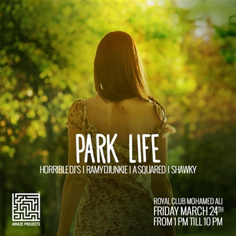 Park Life @ Royal Club Mohamed Aly