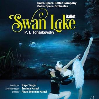 Swan Lake Ballet  @ Cairo Opera House